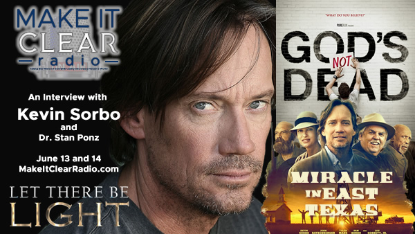 Make It Clear - An Interview with Kevin Sorbo